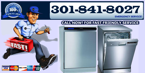 Dishwasher Repair Frederick MD(MD) Maryland Counties/Cities