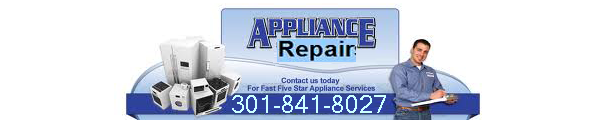 Appliances Repair Frederick MD